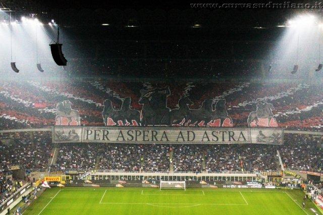 Derby della Madoninna: Curva Sud на ниво на задачата