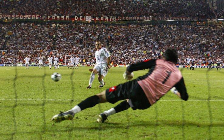#TBT: Sheva contro Buffon!