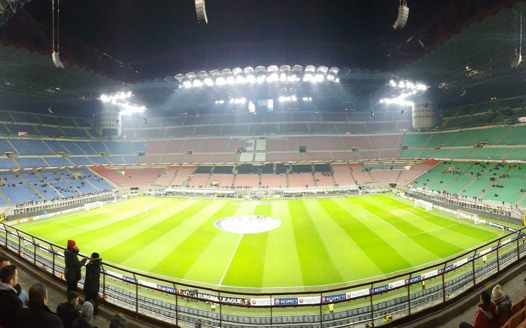 Репортажа | Милан – Лудогорец: Европско доживување на Сан Сиро!