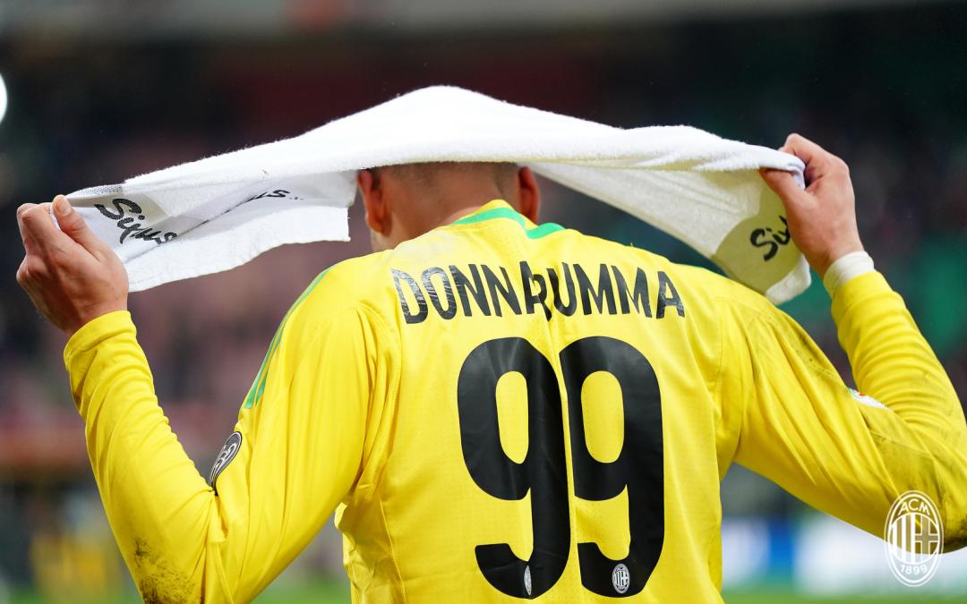 Донарума: Мојата најдобра одбрана оваа сезона
