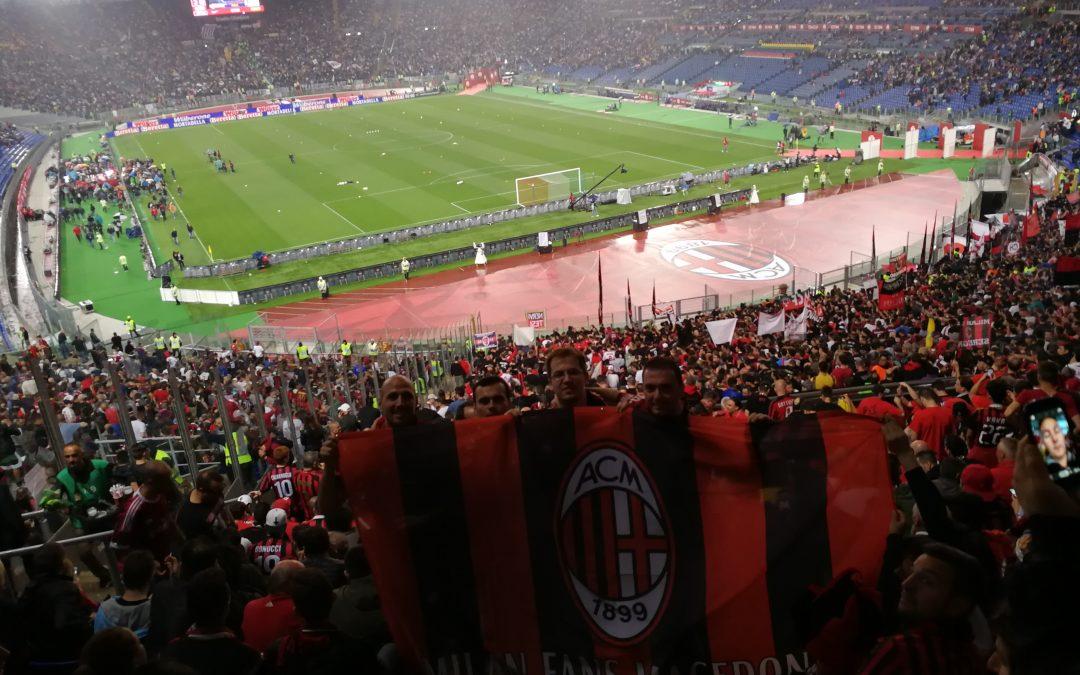 Репортажа | Милан – Јувентус: Заокружување на навивачката сезоната!