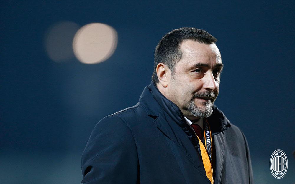 Официјално соопштение: Милан го раскина договорот со Мирабели