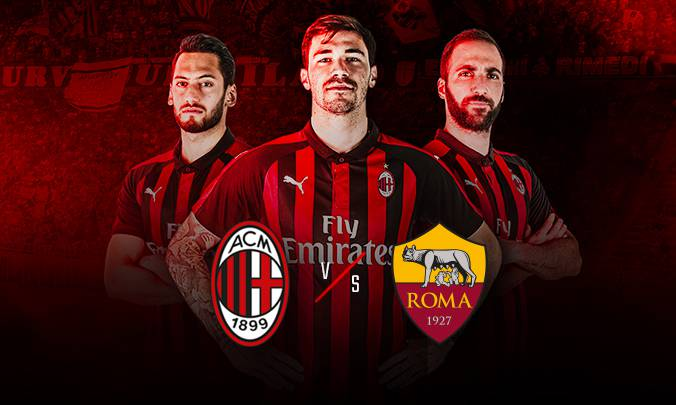 Најава | Милан –  Рома: Борба за првите бодови во новата сезона!