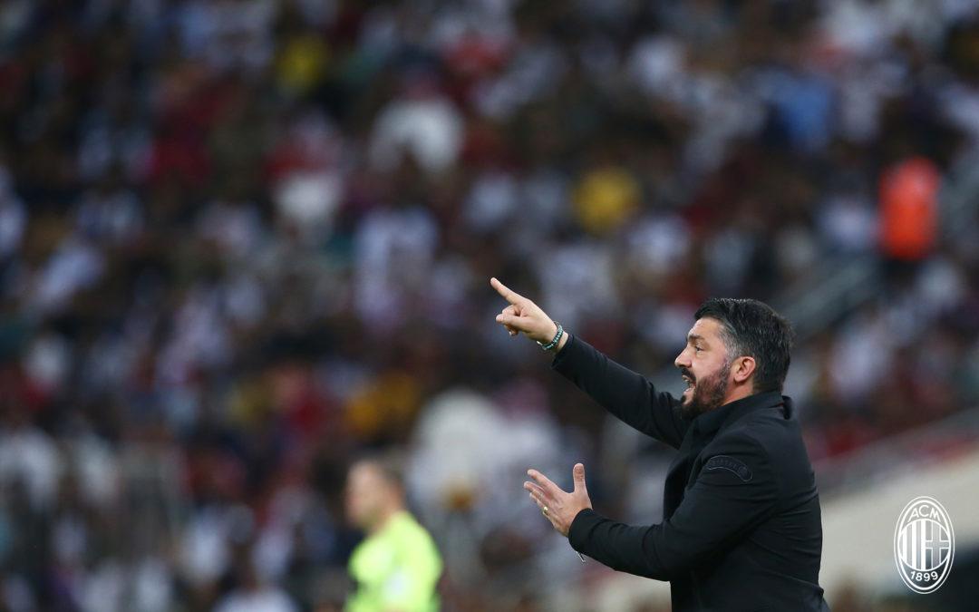 Гатузо: Разочарувачки пораз, фокус кон лигата и купот!