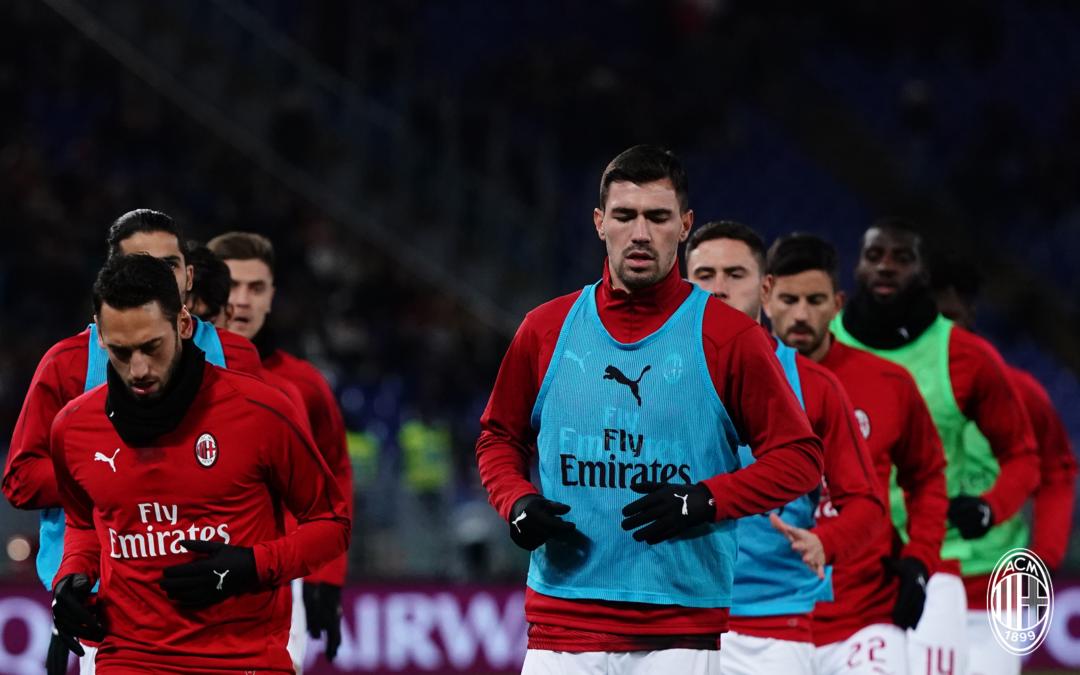 Ромањоли: Огромна чест е да се биде капитен на Милан, Џиџо е феномен!