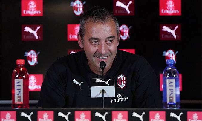 Џампаоло: Потребно е време, Милан мора да биде тим кој го диктира темпото!